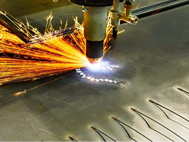 Laser Cutting technology Scotland