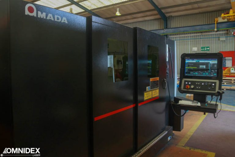 Unparalleled Metal Cutting and CNC Machining Capacity | Omnidex Laser | Scotland